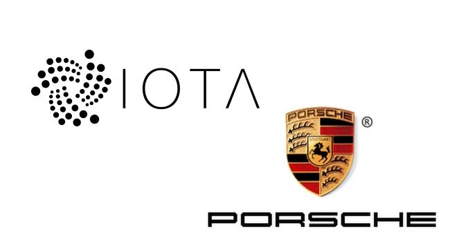IOTA announces partnership with Porsche | CRYPTO WORLD NETWORK NEWS