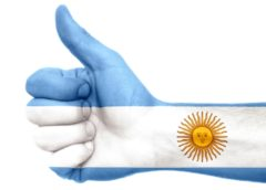 Argentina now accept Bitcoin