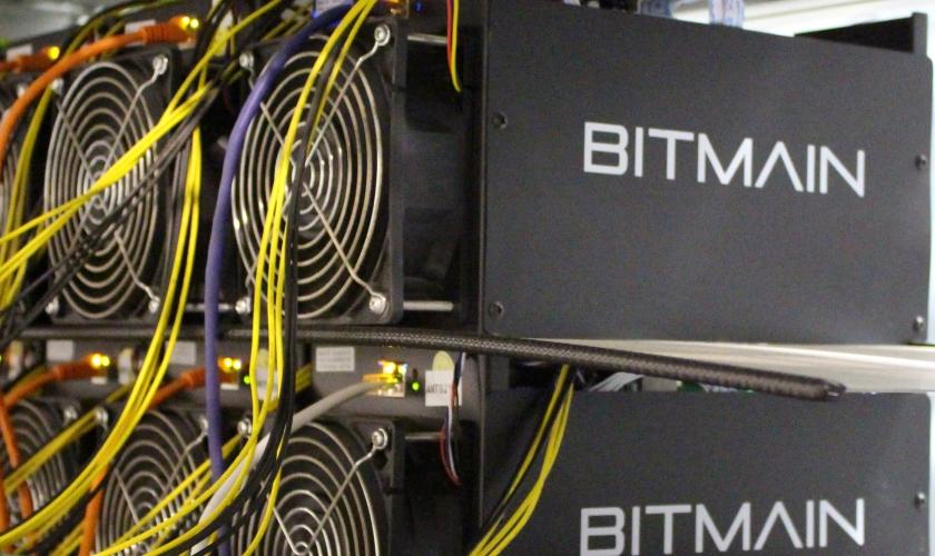 Bitmain has announced 7nm ASIC mining chip