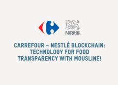 Carrefour Nestle blockchain