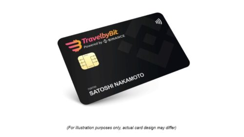 Binance partners with TravelbyBit to launch crypto-backed Travel Rewards Card
