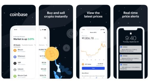 Coinbase updates mobile app so users can earn crypto rewards