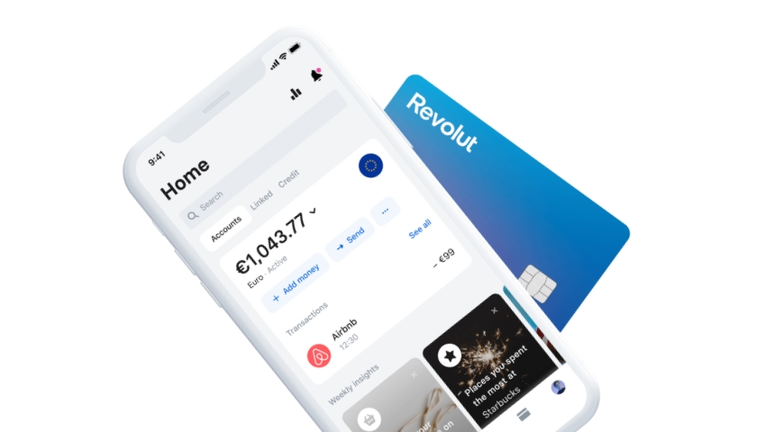 Revolut new super app