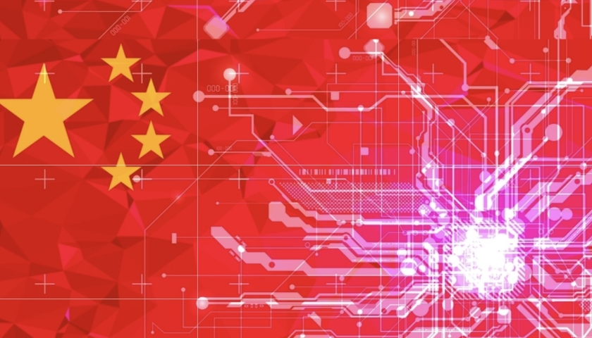 China's Blockchain Service Network