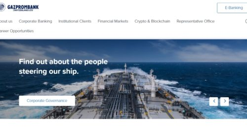 Russia's Gazprombank debuts Bitcoin trading in Switzerland