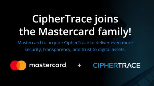 Mastercard acquires blockchain security start-up CipherTrace